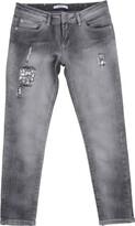 Patrizia Pepe Denim pants - Item 42601458