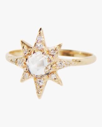 Anzie Aztec Starburst Ring