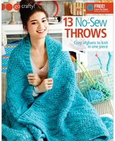 Soho Publishing-13 No-Sew Throws