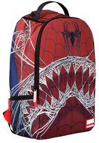 Sprayground Marvel's Spiderman Webbed Shark Backpack