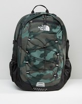 The North Face Borealis Backpack In Camo