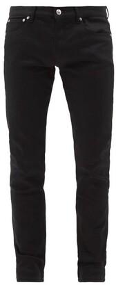 A.P.C. Petit New Standard Slim-leg Jeans - Black