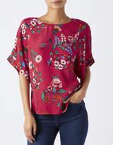 Monsoon Emma Print T Shirt
