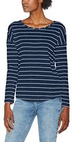 Only Women's Onlmarina L/s Bow Ess Long Sleeve Top