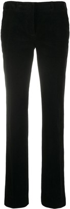 Helmut Lang Pre Owned 2000s Corduroy Slim-Fit Trousers