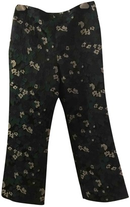 Whistles Green Trousers for Women
