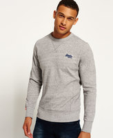 Superdry Orange Label Lite Crew Sweatshirt