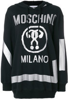 Moschino Question mark hoodie