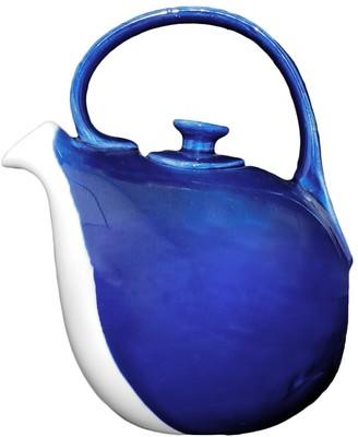 Pool' Teapot - Sea Blue   Pool