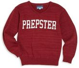 Andy & Evan Baby's, Toddler's & Little Boy's Prepster Graphic Sweater