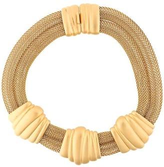 Susan Caplan Vintage 1980s Vintage Monet Statement Collar Necklace