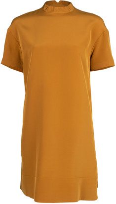 Chloé Short Sleeve Mock Dress
