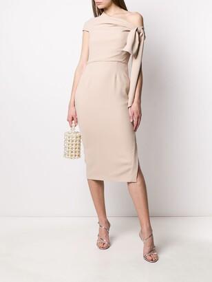 Roland Mouret Howe one shoulder dress