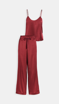 CAMI NYC Naila PJ Cami with Pants Set