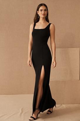 BHLDN Adena Dress By in Black Size 20