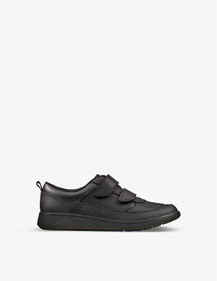 Clarks Scape Flare Youth leather shoes 5-12 years
