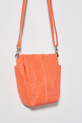 Daniella Lehavi June Crossbody Bag By Daniella Lehavi in Orange Size ALL