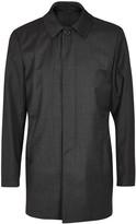 J.lindeberg Carson Grey Wool Coat