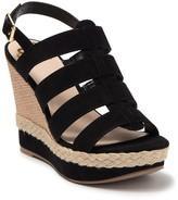 Fergalicious Violet Platform Wedge Sandal