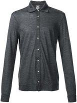 Massimo Alba slim fit button down shirt