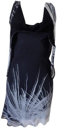 Rick Owens Black Synthetic Dresses