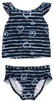 Joe Fresh Ruffle Tankini (Toddler & Little Girls)