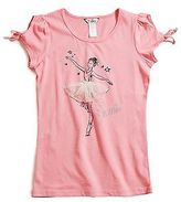 GUESS Penny Ballerina Tee (4-16)