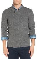 Original Penguin Shawl Collar Wool Sweater
