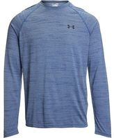Under Armour Tech Patterned T-Shirt - Long-Sleeve - Men's