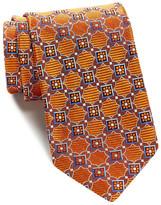 John W. Nordstrom Sambore Neat Silk Tie