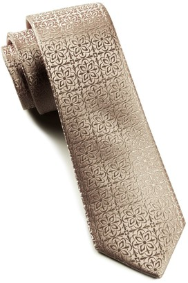 Tie Bar Opulent Champagne Tie