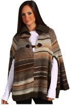 Sanctuary - Flannel Stripe Poncho