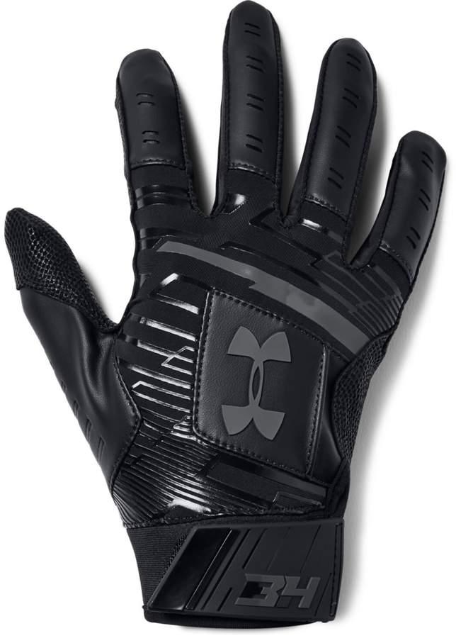 0c7f1557cb Mens UA Harper Hustle Baseball Gloves