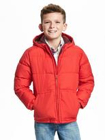 Old Navy Frost-Free Quilted Jacket for Boys