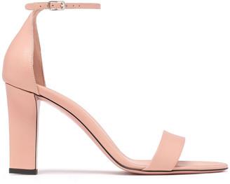 Victoria Beckham Leather Sandals