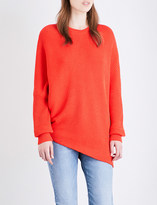 Free People Downton knitted jumper