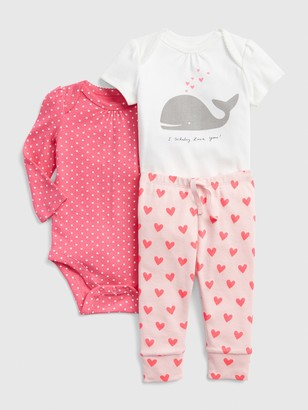 Gap Baby Bodysuit Pants Set