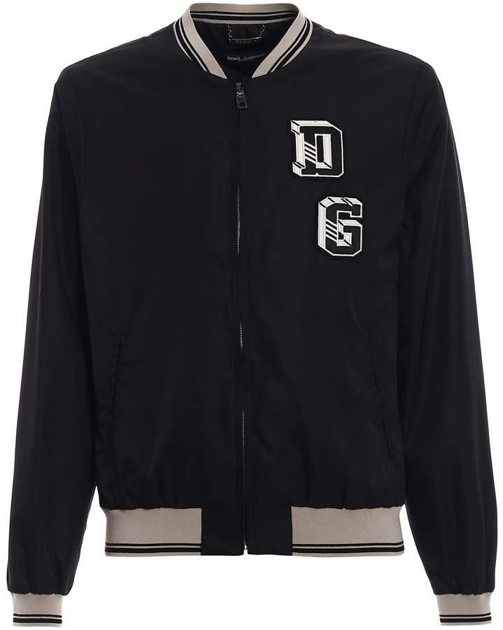 Dolce & Gabbana Bomber Jacket Patch