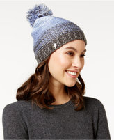 Betsey Johnson Crystal Knit Beanie