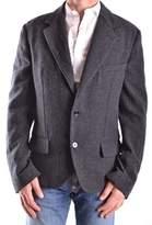 Dolce E Gabbana Men's Black Wool Blazer.