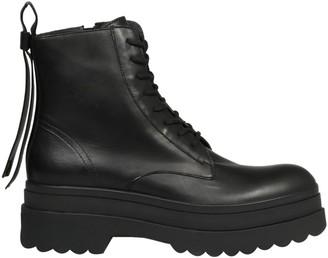 RED Valentino Combat Boot