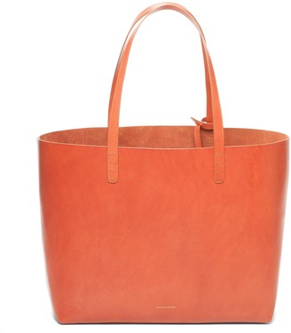 Mansur Gavriel Brandy Large Tote - Raw