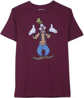 JCPenney Novelty T-Shirts Disney Goofy Goof Ball Graphic Tee