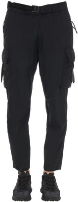 Nemen Phase Nylon & Cotton Blend Cargo Pants
