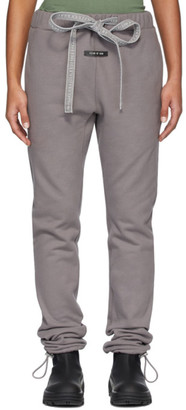 Fear Of God Grey Core Lounge Pants