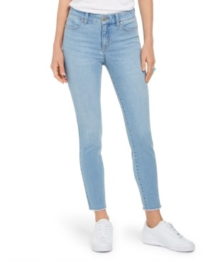 Style&Co. Style & Co Light Wash Skinny Ankle Jeans, Created for Macy's