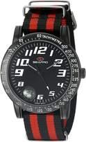 Seapro Men's SP5112NR Analog Display Quartz Two Tone Watch