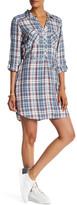 Joie Dashalynn Plaid Shirtdress