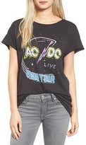 Junk Food Clothing Women's Ac/dc Tee