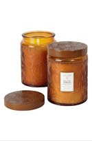 Voluspa 'Japonica - Baltic Amber' Large Embossed Jar Candle